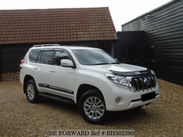 Used 2017 TOYOTA LAND CRUISER BH502390 for Sale