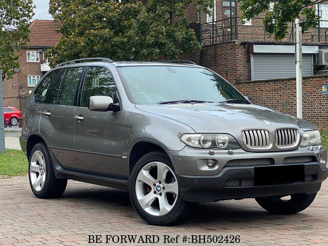 Used 2004 BMW X5 BH502426 for Sale