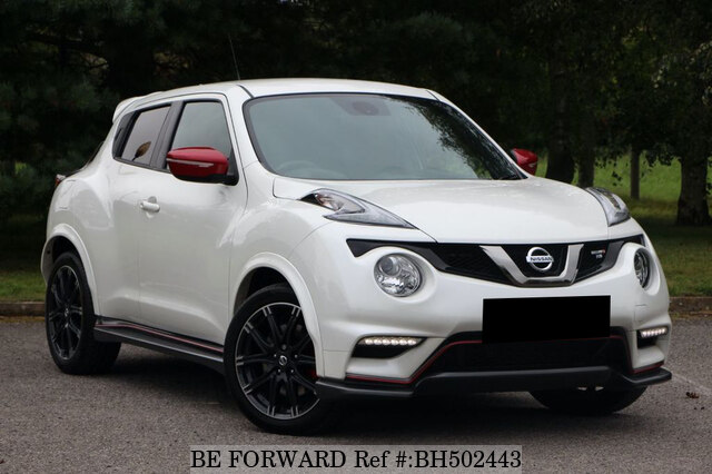 Used 2017 NISSAN JUKE BH502443 for Sale
