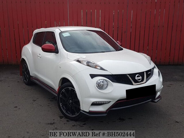 Used 2014 NISSAN JUKE BH502444 for Sale