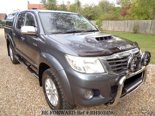 Used 2011 TOYOTA HILUX BH502458 for Sale