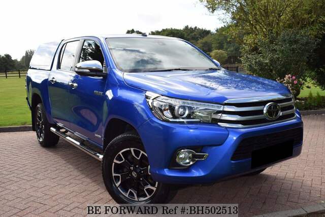 Used 2017 TOYOTA HILUX BH502513 for Sale