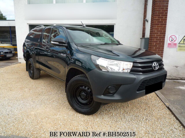 Used 2017 TOYOTA HILUX BH502515 for Sale