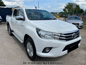 Used 2017 TOYOTA HILUX BH502522 for Sale