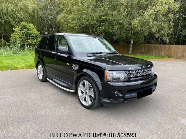 Used 2012 LAND ROVER RANGE ROVER SPORT BH502523 for Sale