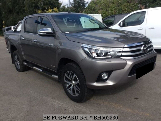 Used 2017 TOYOTA HILUX BH502530 for Sale