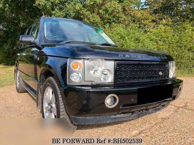 Used 2004 LAND ROVER RANGE ROVER BH502539 for Sale