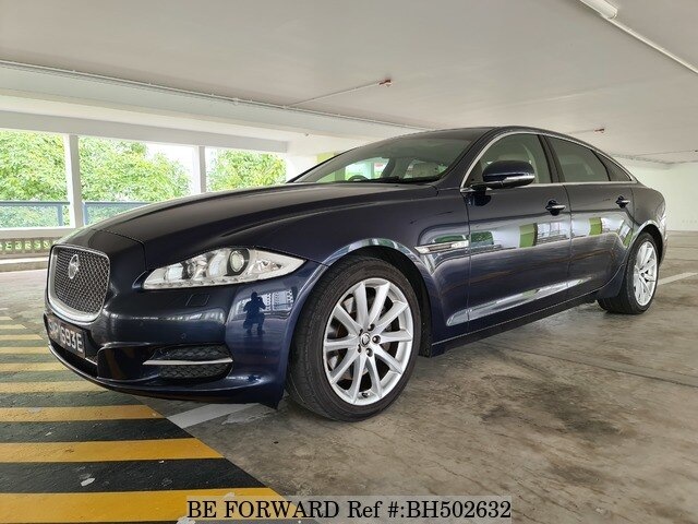 Used 2010 JAGUAR XJ SERIES BH502632 for Sale