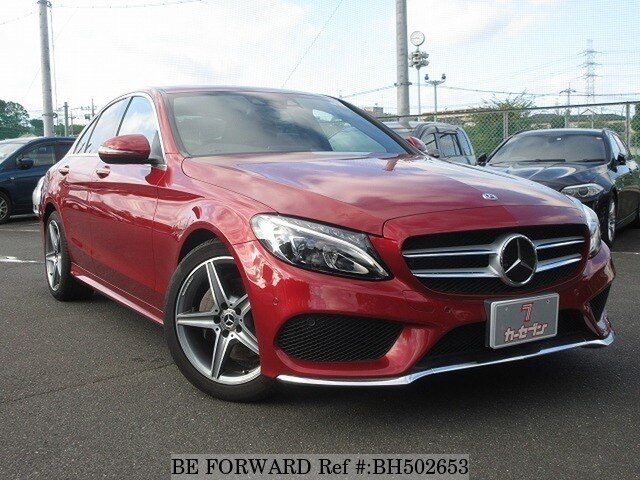 Used 2017 MERCEDES-BENZ C-CLASS BH502653 for Sale
