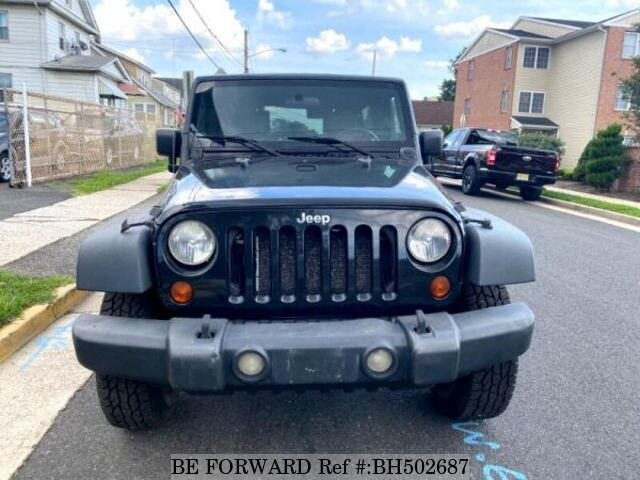 Used 2009 JEEP WRANGLER BH502687 for Sale