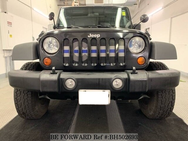 Used 2010 JEEP WRANGLER BH502693 for Sale