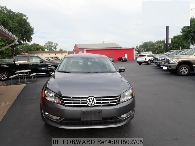Used 2013 VOLKSWAGEN PASSAT BH502705 for Sale