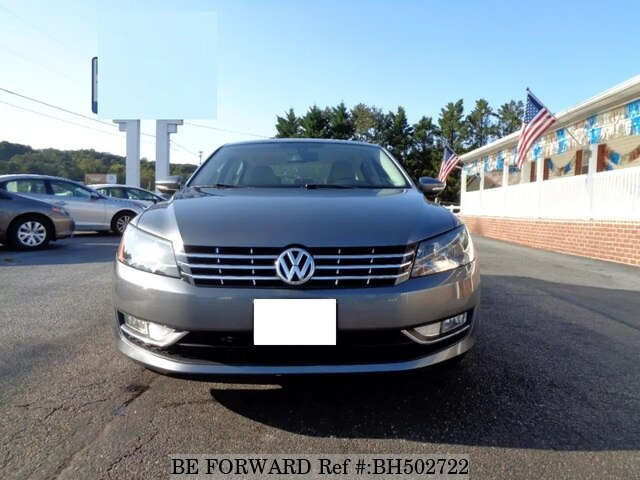 Used 2012 VOLKSWAGEN PASSAT BH502722 for Sale
