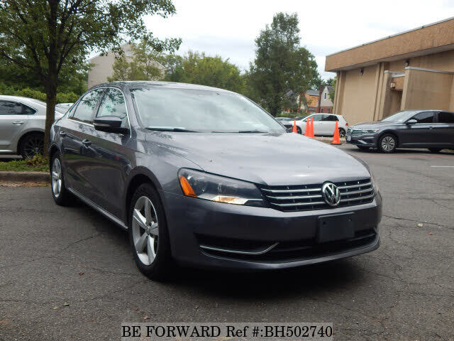 Used 2013 VOLKSWAGEN PASSAT BH502740 for Sale