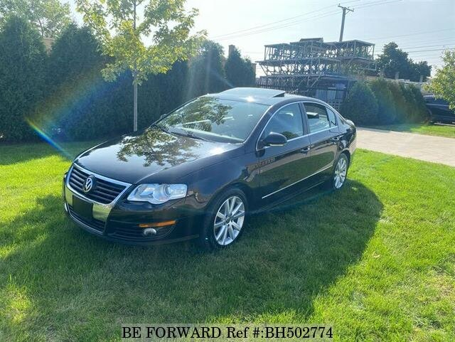Used 2010 VOLKSWAGEN PASSAT BH502774 for Sale