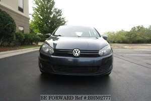 Used 2012 VOLKSWAGEN GOLF BH502777 for Sale