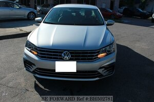 Used 2016 VOLKSWAGEN PASSAT BH502781 for Sale