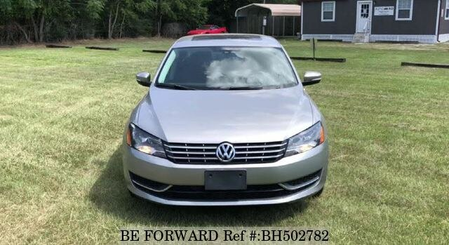 Used 2013 VOLKSWAGEN PASSAT BH502782 for Sale