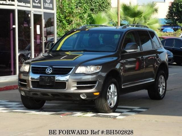 Used 2008 VOLKSWAGEN TOUAREG BH502828 for Sale