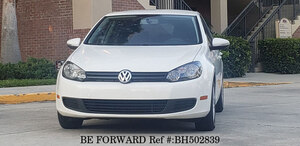 Used 2013 VOLKSWAGEN GOLF BH502839 for Sale