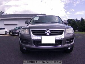 Used 2010 VOLKSWAGEN TOUAREG BH502840 for Sale