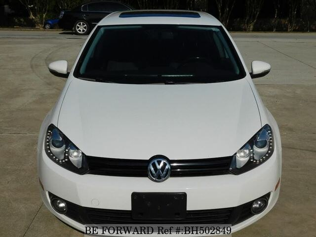 Used 2013 VOLKSWAGEN GOLF BH502849 for Sale
