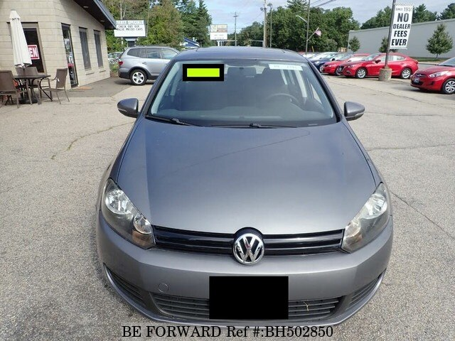 Used 2010 VOLKSWAGEN GOLF BH502850 for Sale