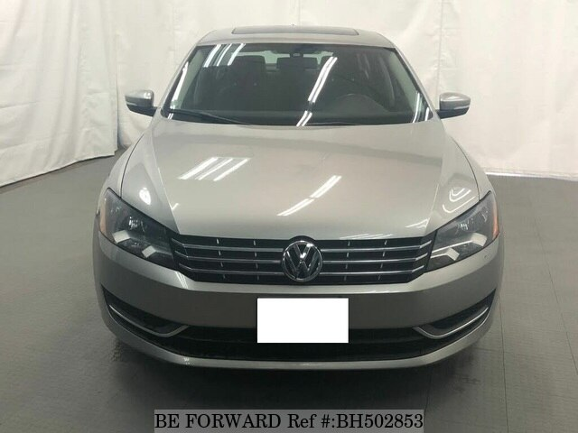 Used 2013 VOLKSWAGEN PASSAT BH502853 for Sale