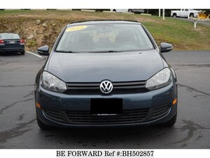 Used 2011 VOLKSWAGEN GOLF BH502857 for Sale