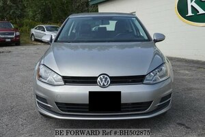 Used 2015 VOLKSWAGEN GOLF BH502875 for Sale