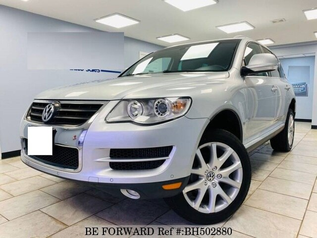 Used 2010 VOLKSWAGEN TOUAREG BH502880 for Sale