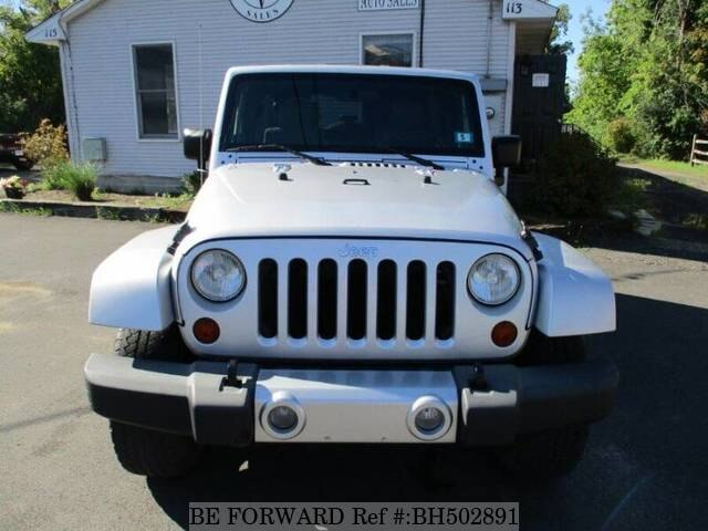 Used 2009 JEEP WRANGLER BH502891 for Sale