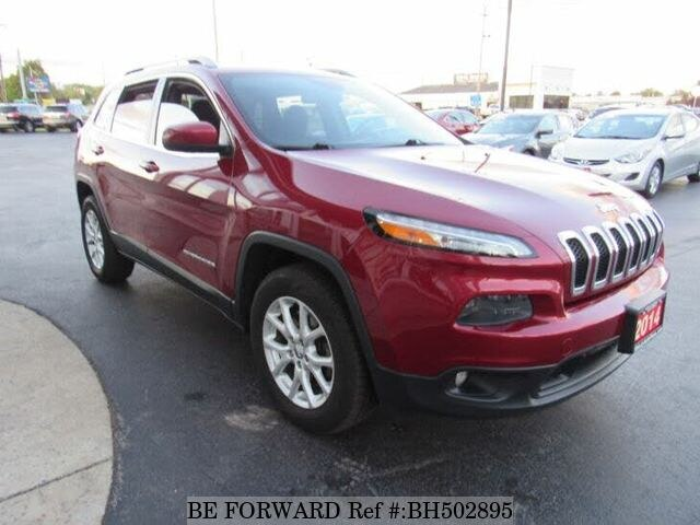 Used 2014 JEEP CHEROKEE BH502895 for Sale