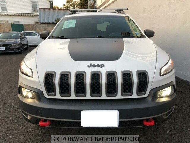 Used 2017 JEEP CHEROKEE BH502903 for Sale