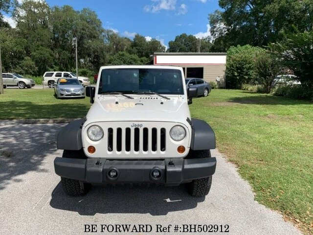 Used 2010 JEEP WRANGLER BH502912 for Sale