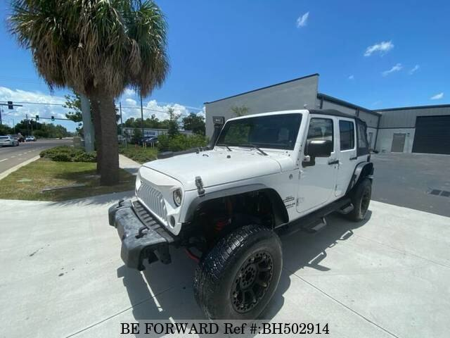 Used 2011 JEEP WRANGLER BH502914 for Sale