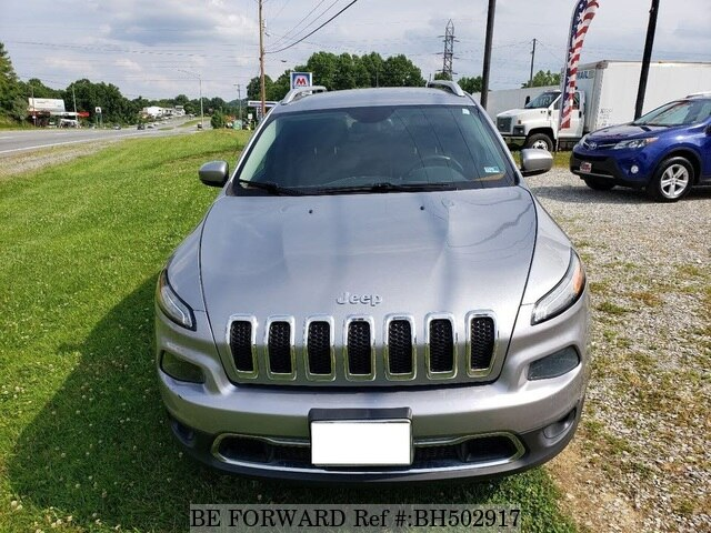 Used 2014 JEEP CHEROKEE BH502917 for Sale