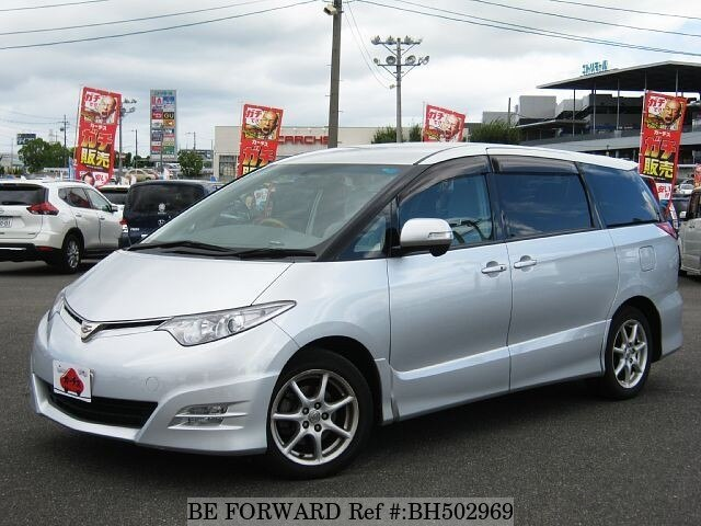 Used 2007 TOYOTA ESTIMA BH502969 for Sale