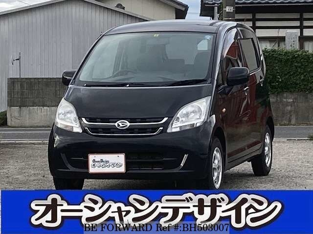 Used 2007 DAIHATSU MOVE BH503007 for Sale
