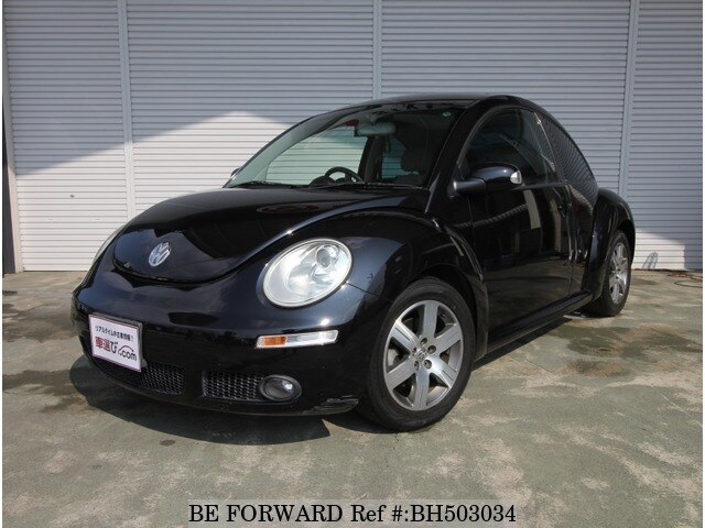 Used 2005 VOLKSWAGEN NEW BEETLE BH503034 for Sale