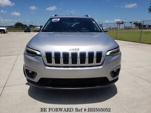 Used 2019 JEEP CHEROKEE BH503052 for Sale