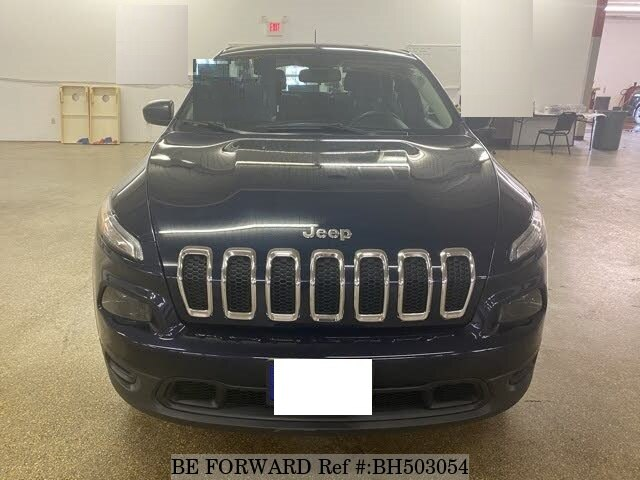 Used 2015 JEEP CHEROKEE BH503054 for Sale