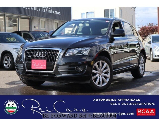 Used 2010 AUDI Q5 BH503094 for Sale