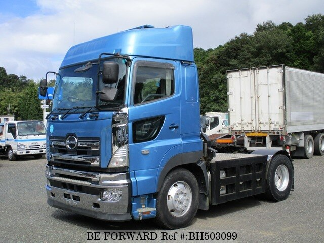 Used 2005 HINO PROFIA BH503099 for Sale