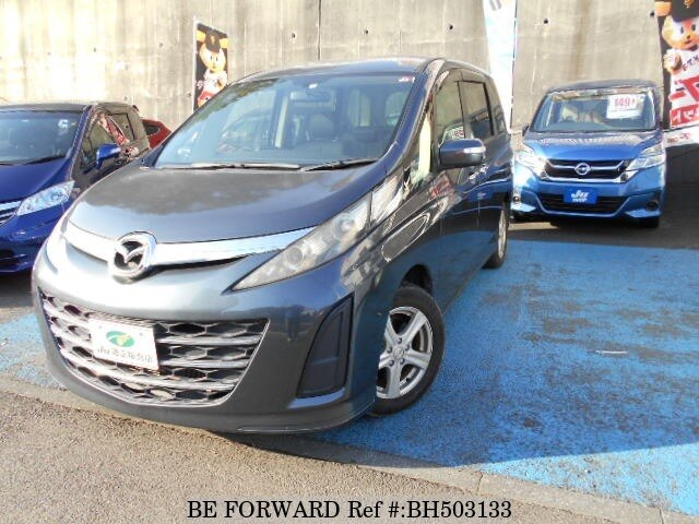 Used 2008 MAZDA BIANTE BH503133 for Sale