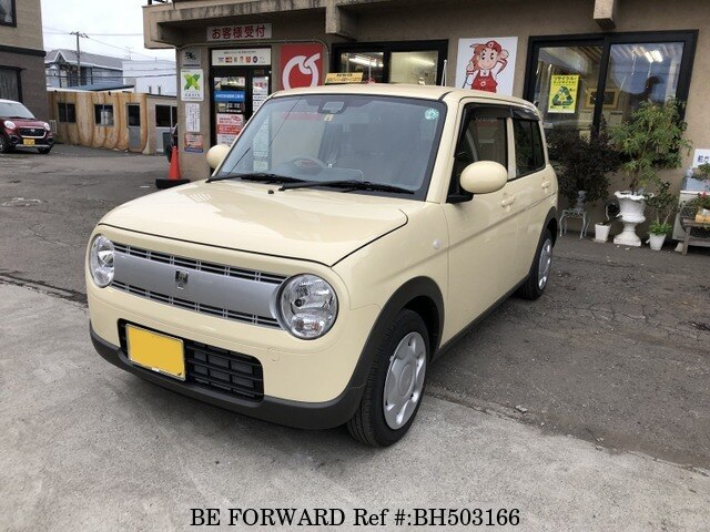 Used 2020 SUZUKI ALTO BH503166 for Sale
