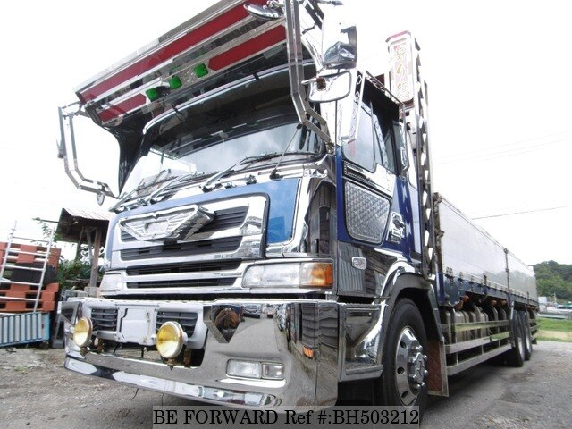 Used 1995 HINO PROFIA BH503212 for Sale