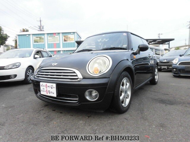 Used 2007 BMW MINI BH503233 for Sale