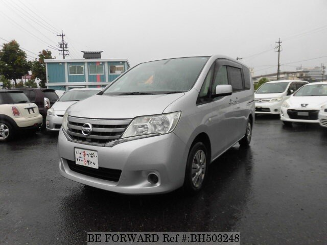Used 2011 NISSAN SERENA BH503248 for Sale