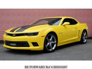 Used 2014 CHEVROLET CAMARO BH503267 for Sale